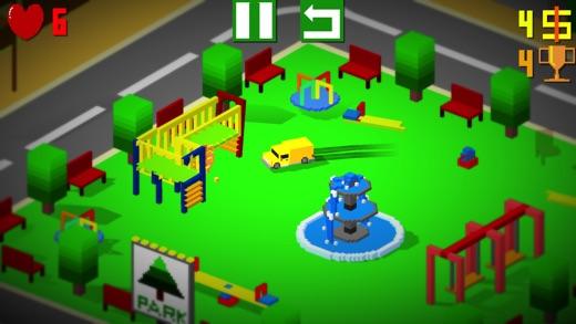 Parks and Rekt Screenshot