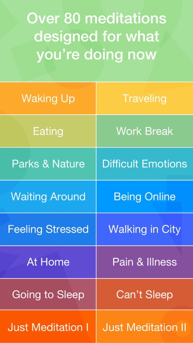 download buddhify - modern mindfulness for busy lives appstore review