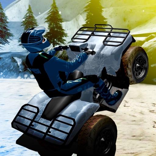 Snow Bike Parking 3D Extreme Mountain Simulator images