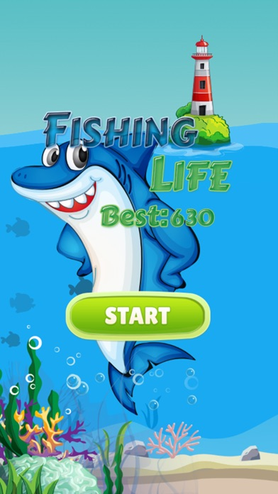 Shark fish catch fishing game by srisuda chaemsiriyanon for Shark fishing games