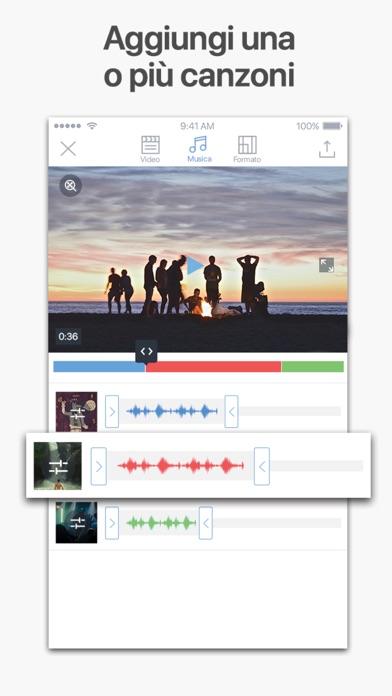 Screenshot of Filmr - Video Editor Facile AR4
