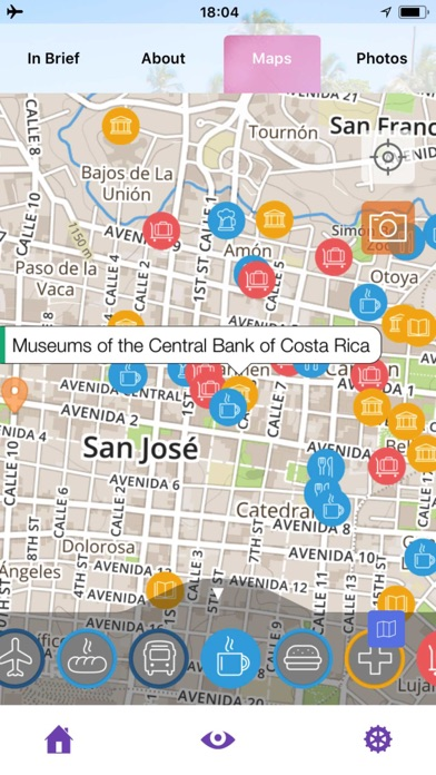 Costa Rica Guide de VoyageCapture d'écran de 5