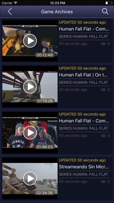 Game Net for - Human:... screenshot1