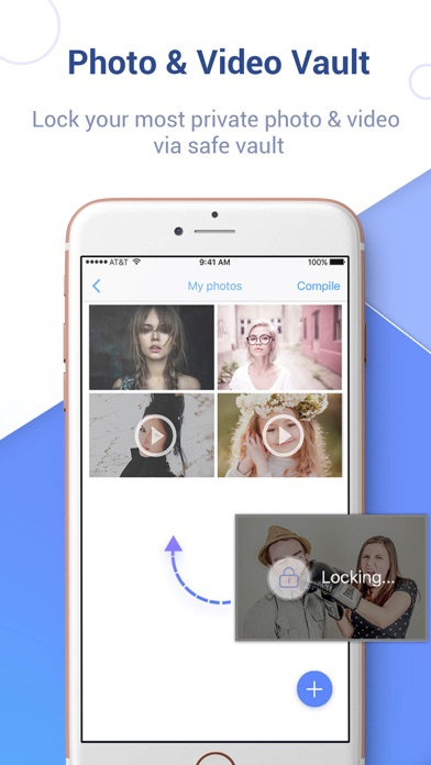 Gallery Vault - Hide Your Pictures And Videos - BlrDroid