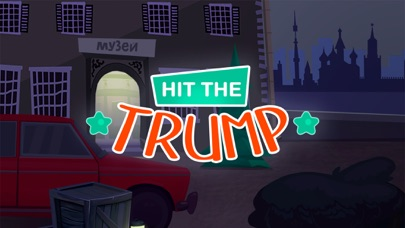 Hit the trump: Catch him! screenshot 1