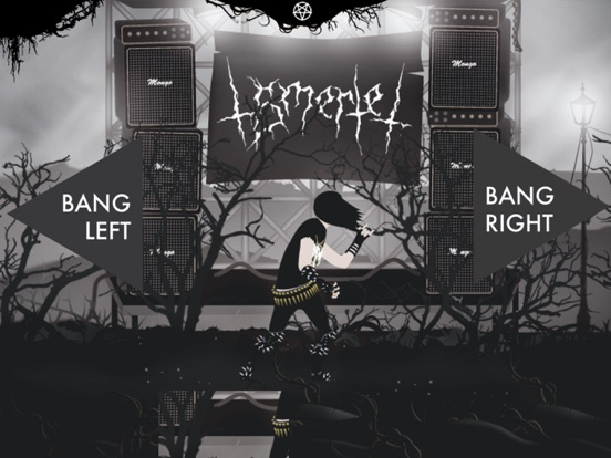 Black Metal Man Screenshots