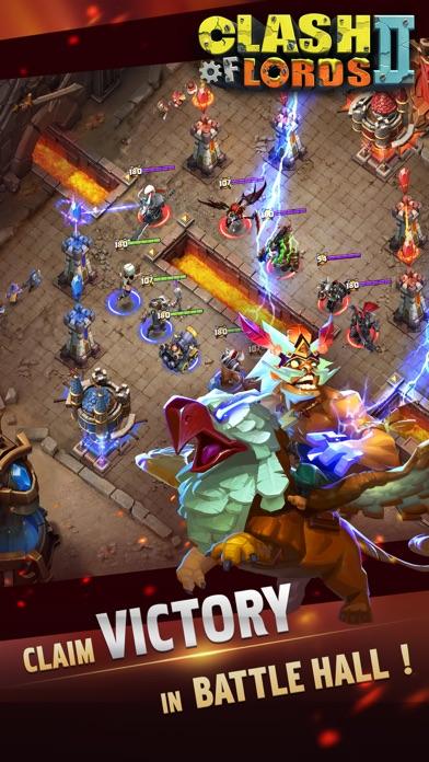 Clash of Lords 2: Guild Brawl Screenshots