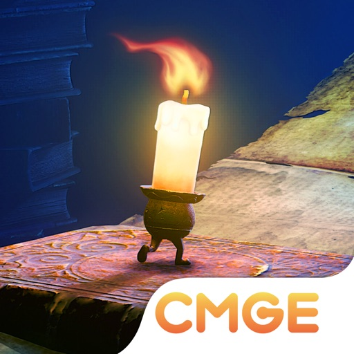 Candleman app for ipad