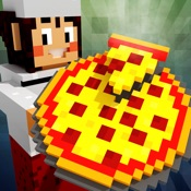 Blocky Pizza: Cooking Sim
