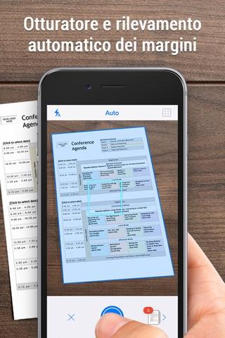 Scanner App: Scan PDF Document screenshot 1