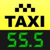 Taxímetro. GPS taximeter.