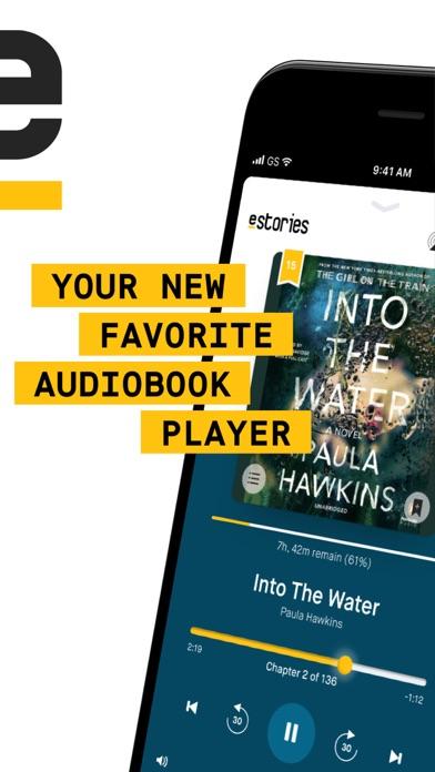 Audiobooks from eStories Скриншоты3