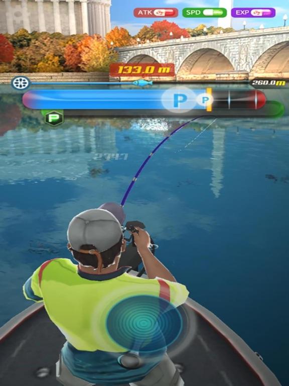 App shopper fishing hook bass tournament games for Fishing spots near me app