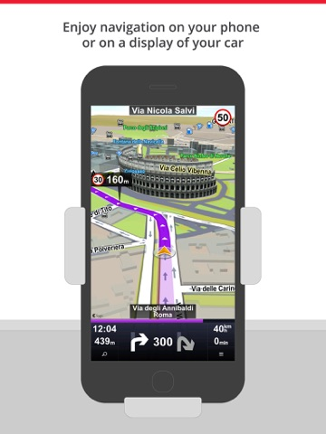 Car Navigation: GPS & Maps screenshot 1