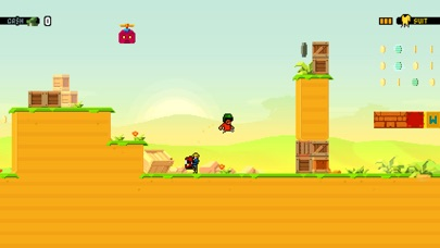 Shootout on Cash Island Screenshots