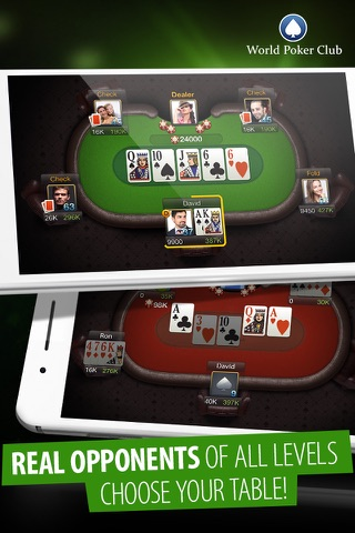 Poker Game: World Poker Club screenshot 4