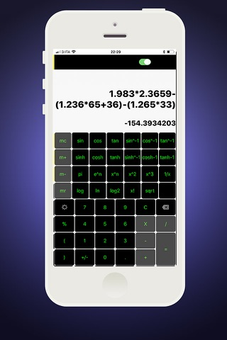 Calculator Fast Business screenshot 3