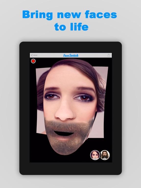 Face Switch - Swap & Mix Screenshots