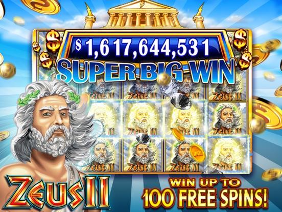 Slots! Jackpot Party Casino HD iPad