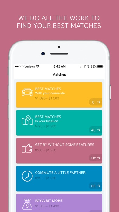 Apartments houses for rent app report on mobile action for Buy house app