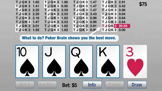 Video Poker Brain X