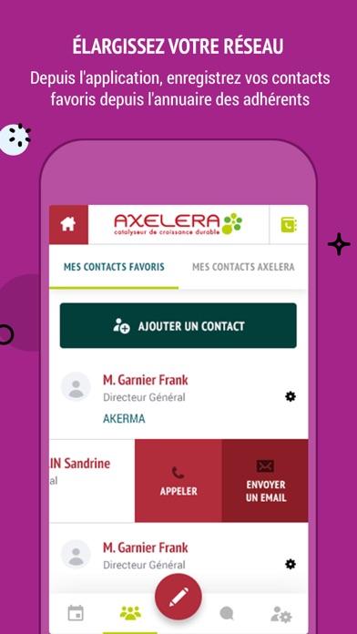 Capture d'écran de My Axelera5