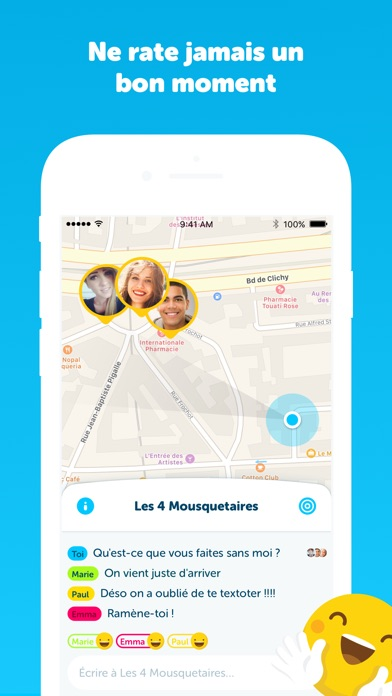 download Zenly: localiser mes amis live apps 4