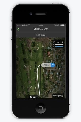 iPhone Capture d'écran 1