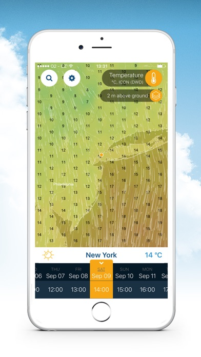 download Ventusky: Weather Maps apps 3