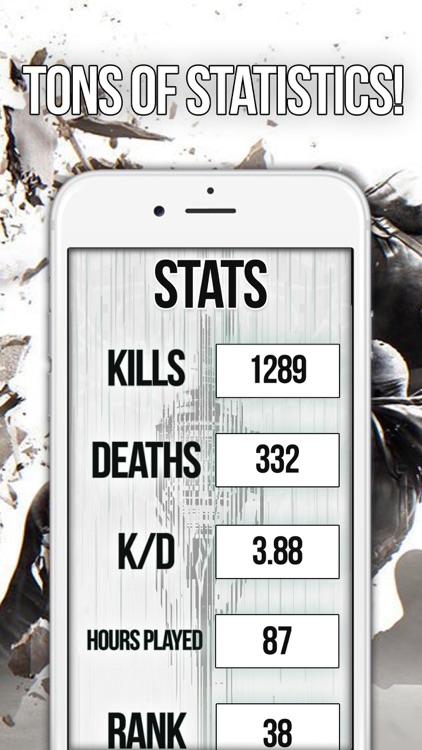 R6: Siege Stats by ClearWater Apps
