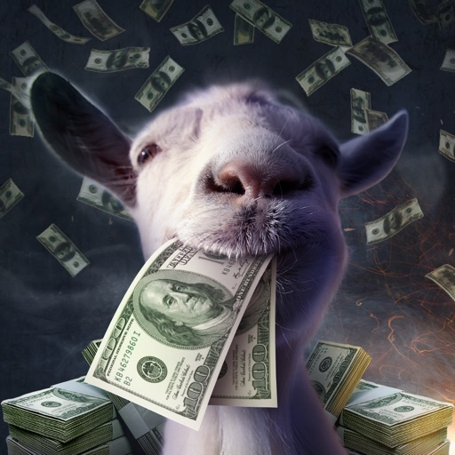 Goat Simulator PAYDAY app for ipad