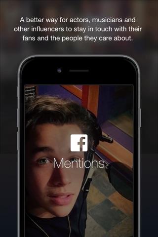 Facebook Creator screenshot 1