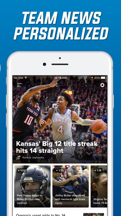 download CBS Sports Scores, News, Stats apps 1