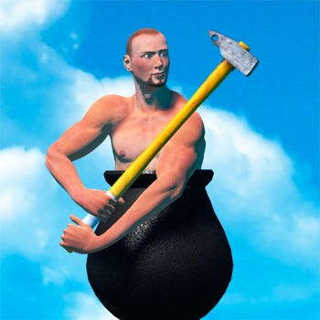 Getting Over It app for iphone