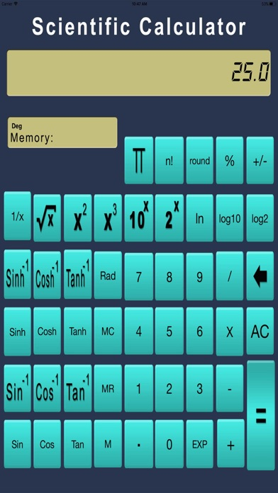 App Shopper Scientific Calculator Full Finance