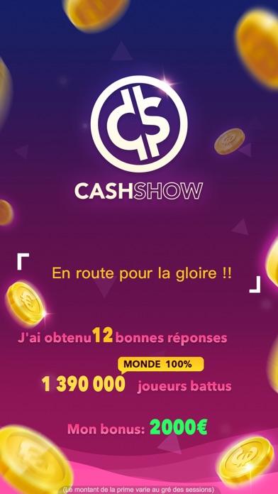 download Cash Show - Gagnez du Cash ! apps 1