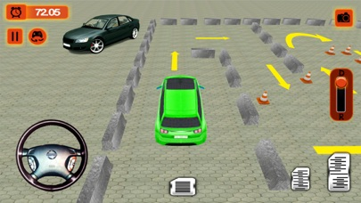 Modern Speed Car Parking City screenshot 3