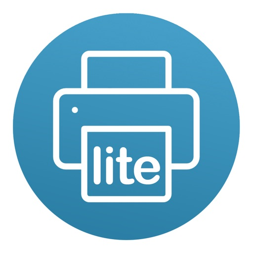 Air Printer Lite - print docs iOS App