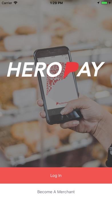 Hero Merchant screenshot 1