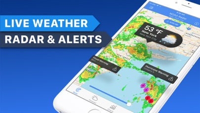 お天気レーダー - 雨レーダー予測. screenshot1