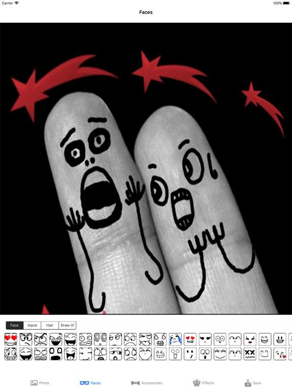 Finger Faces截图2