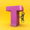 Typotastic! 3D 文字影像