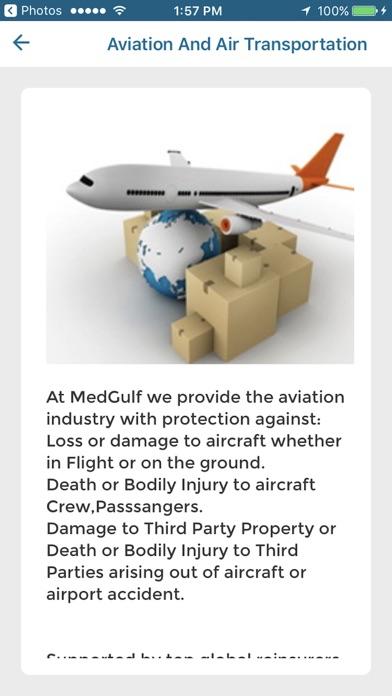 MedGulf App - ميدغلفلقطة شاشة3