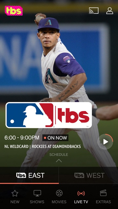 download Watch TBS apps 1