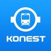 コネスト韓国地下鉄路線図・乗換検索