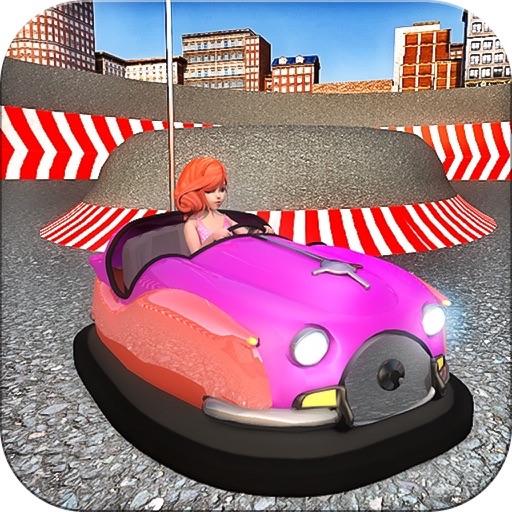 Bumper Fast Car Simulation