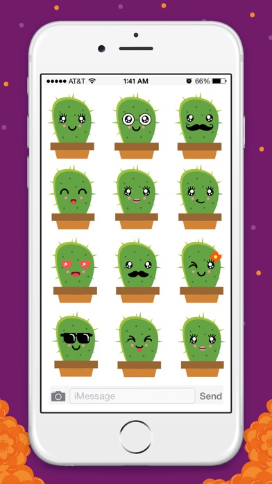 Animated Cactus screenshot 4