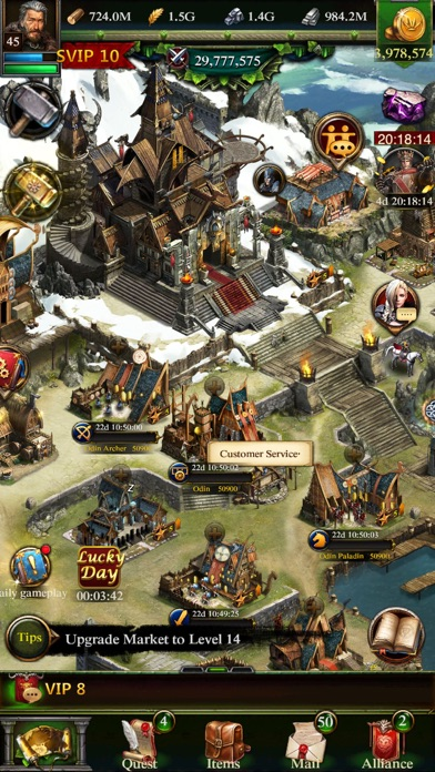Screenshot of Clash of Kings - CoK5