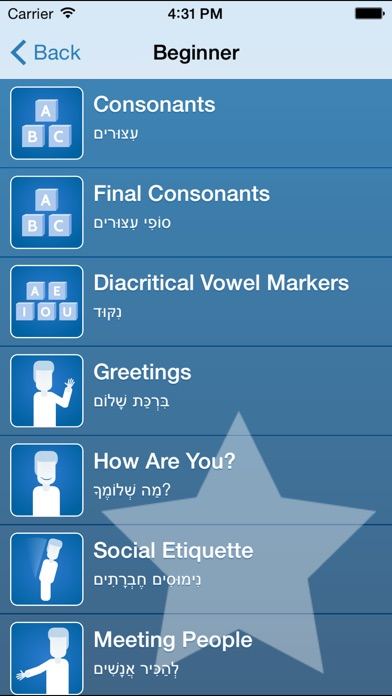 What are the best sites and apps for learning Hebrew? - Quora