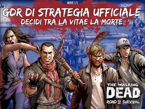Walking Dead: Sopravvivenza Screenshot